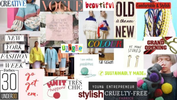 Mood Board Vs Vision Board How To Get Ahead In The Fashion Business Source My Garments